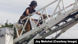 Joy Mekchai