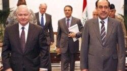 گيتس: اگر عراق درخواست کند آمريکا به حضور نظامی خود در عراق ادامه خواهد داد