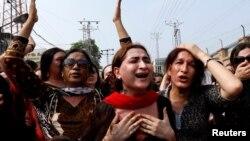 عکس آرشیف: تراجنسیتیها در جامعۀ سنتی پاکستان همواره با تبعیض و بدرفتاری روبرو بوده اند