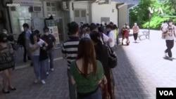 香港民主派初选超过60万人投票 市民表达对港版国安法不满