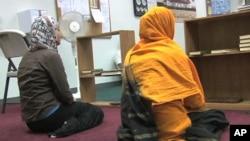 加州的穆斯林