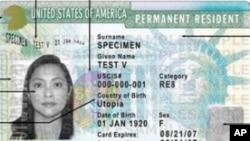 Diversity Visa Lottery. (File)
