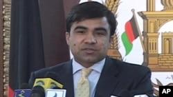 صدیقی سخنگوی وزارت داخلۀ افغانستان