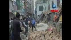 尼泊爾發生 7.8 級地震