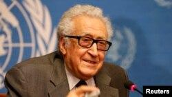 BM arabulucusu Lahdar İbrahimi
