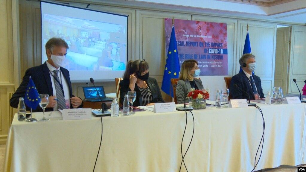 Kosovë, sfidat e drejtësisë gjatë pandemisë së COVID-19