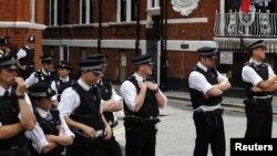 Polisi di London sedang menyelidiki kematian pengusaha Rusia Alexander Perepilichnaya di London, yang tewas secara misterius (foto: dok).