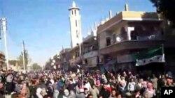 چالاکوانانی سوری: هێزهکانی حکومهت وتاربێژی مزگهوتێـک سهردهبڕن