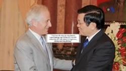 Hà Nội kêu gọi Quốc hội Mỹ ủng hộ Việt Nam vào TPP