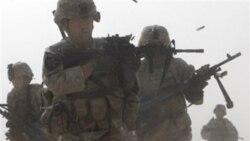 کرزی: آمریکا باید عملیات نظامی در افغانستان را کاهش دهد