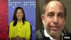 အာဂ်င္တီးနားလူ႔အခြင့္အေရး ေရွ႕ေန Tomas Ojea Quintana နဲ႔ Skype ကေန ဆက္သြယ္ေမးျမန္းမႈ