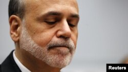 Thống đốc Ngân hàng Trung ương Mỹ Ben Bernanke