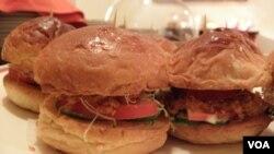 Según un estudio, en 3% de los estadounidenses son vegetarianos, pero no necesariamente están buscando el sabor de la carne artificial.