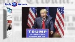 Ông Cruz nêu nghi vấn khả năng kinh doanh của ông Trump (VOA60)