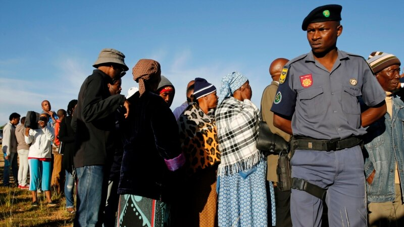 Lesotho Faces New Round of Violence, Political Crisis