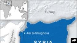 ဆီးရီးယား အစုိးရ ႏွိပ္ကြပ္မႈေဘး ၿမိဳ႕ခံေတြ စုိးရိမ္