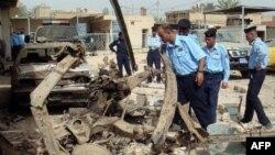 Ирак: кровавый налет