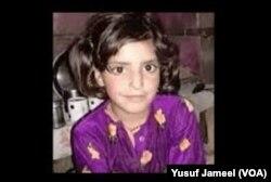 Asifa Bano, anak perempuan India berusia 8 tahun yang diperkosa dan kemudian dibunuh.
