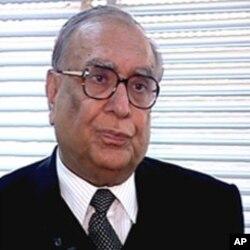 سابق سیکرٹری خارجہ تنویر احمد خان