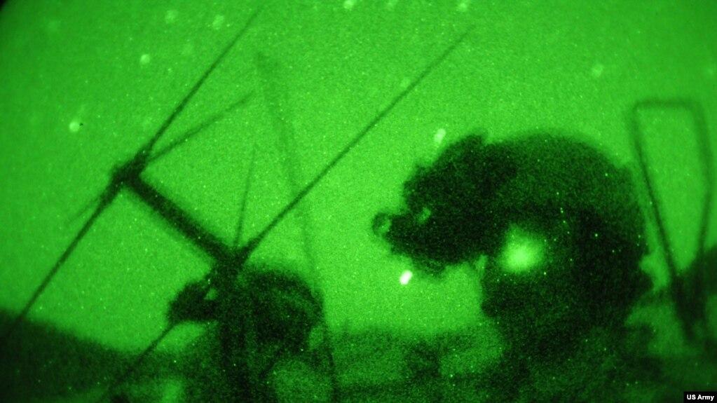 美��特�N兵2011年7月在阿富汗反恐(美����照片)