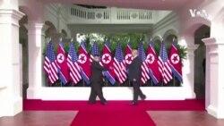 North Korea US Election -- USAGM