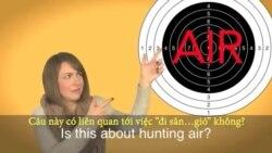 Thành ngữ tiếng Anh thông dụng: Shoot The Breeze (VOA)