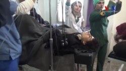 IŞİD Sığınmacılara Saldırdı