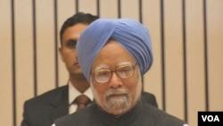 Perdana Menteri India Manmohan Singh