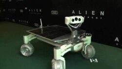 เผยโฉมรถสำรวจดวงจันทร์รุ่นใหม่