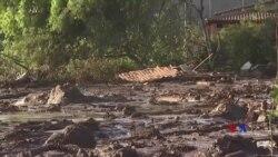2019-01-28 美國之音視頻新聞: 巴西大壩坍塌58人死亡300人被困