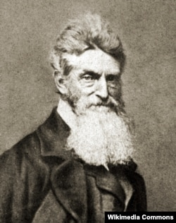 Portrait of John Brown, 1859