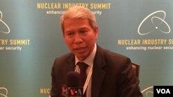 Khairul, Pakar Teknis bidang Proteksi Fisik Badan Tenaga Nuklir Nasional (BATAN)