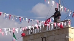 Towns on Turkey-Syria Border Caught in Afrin Battle Crossfire
