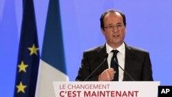 Presiden Francois Hollande mengusulkan pajak sebesar 75 persen untuk orang kaya di Perancis (foto: dok).