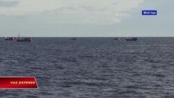 Trung Quốc báo cáo 'hơn 300 tàu cá VN xâm nhập lãnh hải'