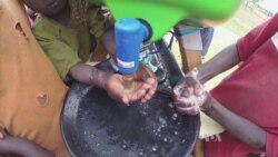 Salud/Ciencia: Sistema saludable de lavado de manos
