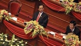 Thủ tướng Việt Nam Nguyễn Tấn Dũng và Chủ tịch nước Trương Tấn Sang.