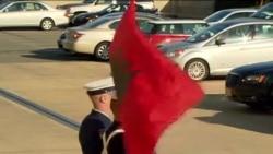 Ministrja Kodheli në Pentagon