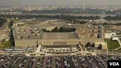 Markas Departemen Pertahanan Amerika, Pentagon (Foto: dok).