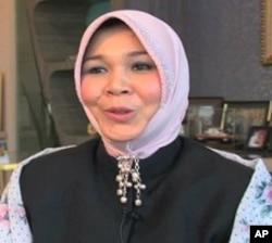 Deputy Mayor Illiza Sa'aduddin Djamal
