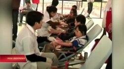 Dự luật về hiến máu gây tranh cãi còn lấy ý kiến đến 2018