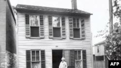 Kuća iz detinjstva pisca Marka Tvena danas je muzej u Hanibalu, u Mizuriju