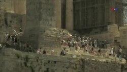 Yunanıstanda böhran turizmi zəiflədə bilər