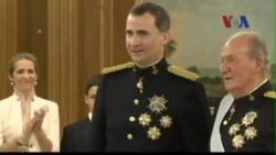 Tây Ban Nha chính thức có quốc vương mới