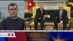 Dr. Veysî Dag Serdana Erdogan ya Washingtonê Dinirxîne