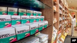 Aspirin-Tablette