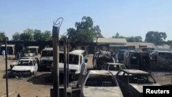 Irin barnar da kungiyar Boko Haram ta haddasa a jihar Borno