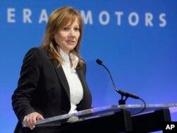 """""""General Motors"""" avtokompaniyasi ijrochi direktori Meri Barra"""
