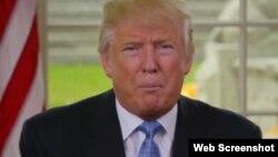 Sabon shugaban Amurka Donald Trump mai jiran gado