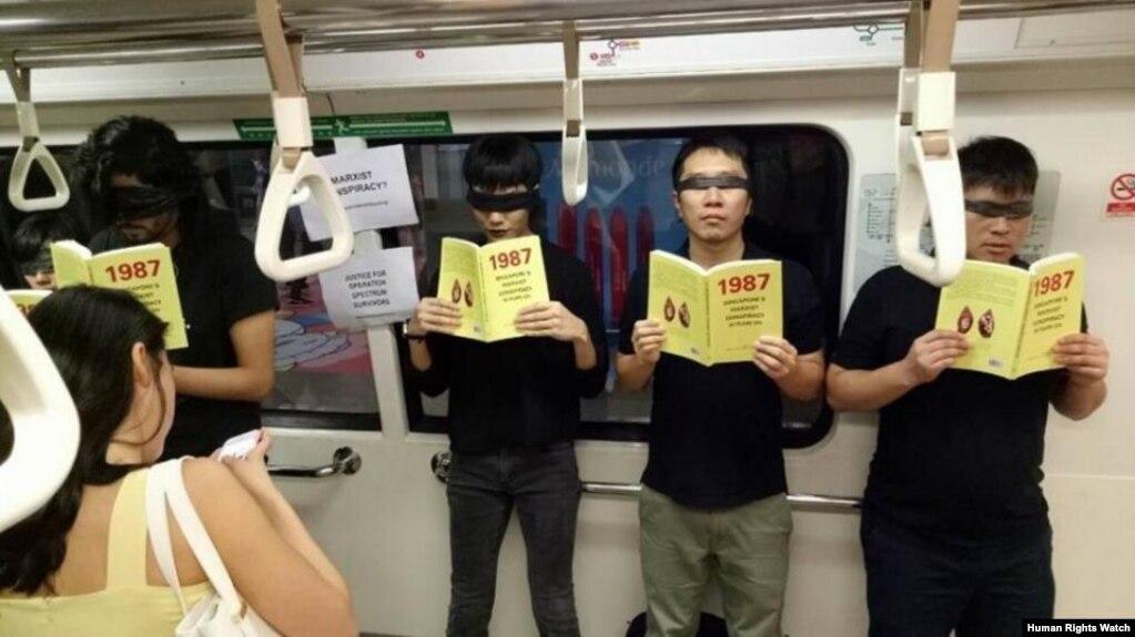 singapore_silent_protest